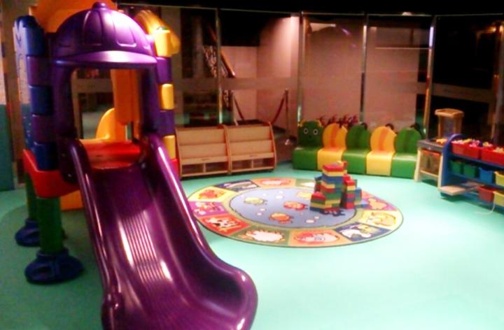 悅華兒童遊樂室