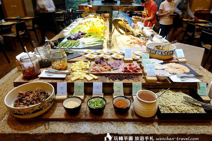 雲品溫泉酒店晚餐