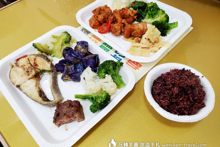 中山自助餐