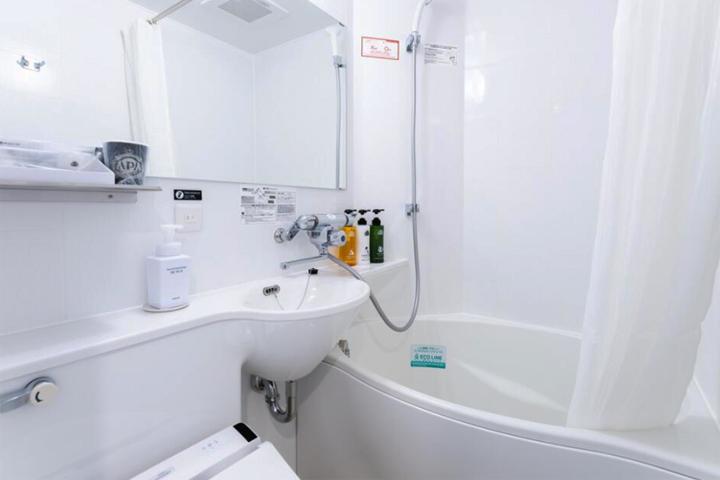 apa hotel浴室