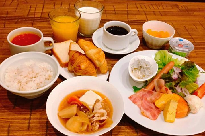apa hotel早餐
