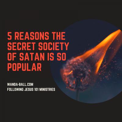 5 reasons the secret society of Satan is so popular