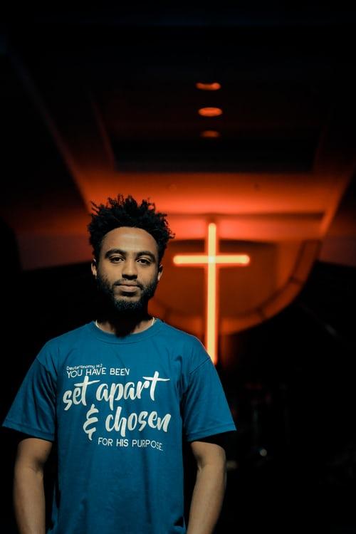 jesus set apart and chosen
