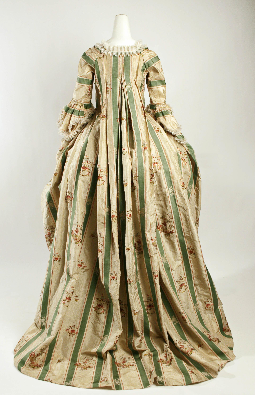 1700s Wanda B Victorian