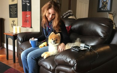 Isa's First Talk Show – Holistic Therapies for Pets