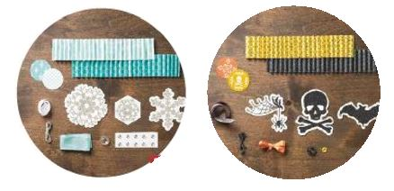 Christmas Banner Simply Created Accessory Kit (132697) $9.95 Halloween Banner Simply Created Accessory Kit (132698) $9.95
