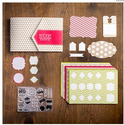 Pop & Place Holiday Gift Tags Bundle 135921 ~ $19.95