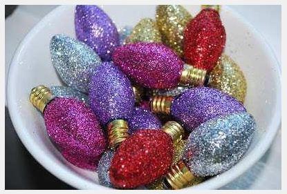 Glitter Bulbs 1