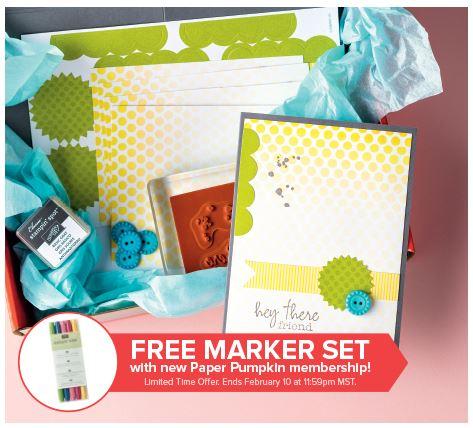 PP Free Marker