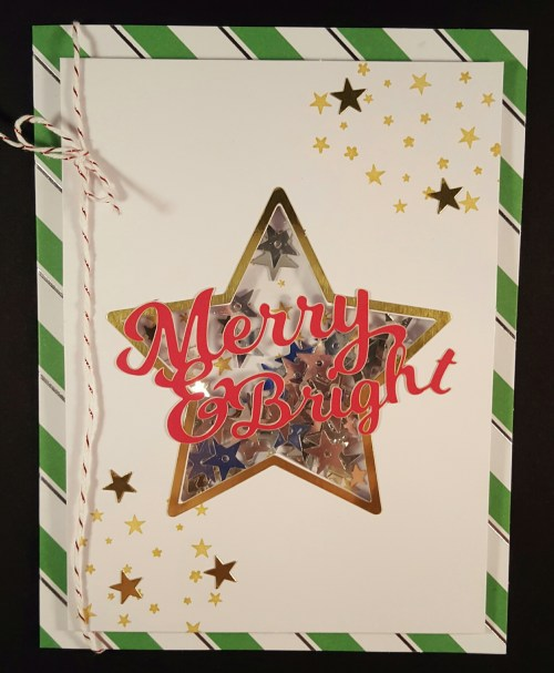 Card designed by Susie Brown from project kit