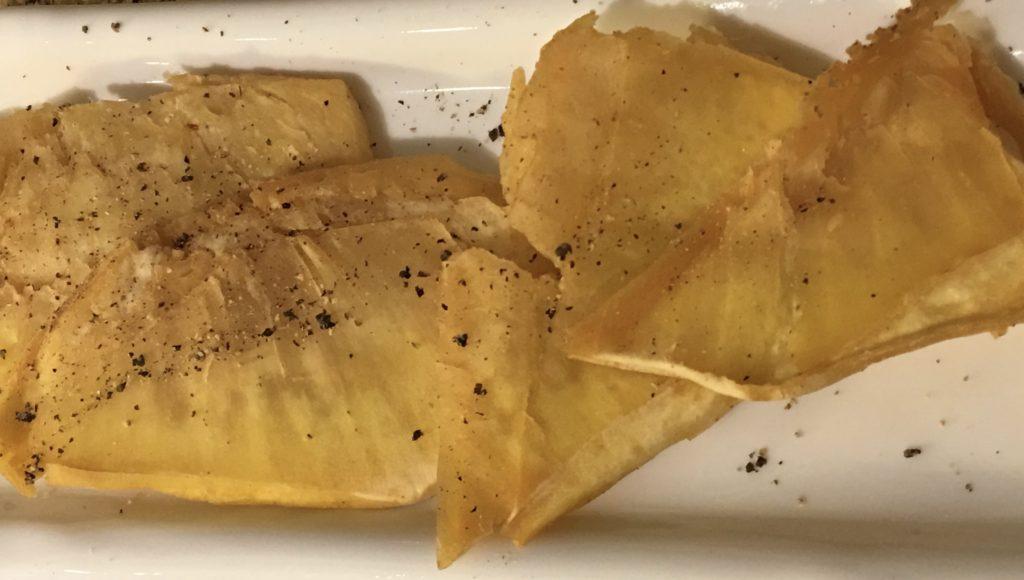 Tostones de Panapen