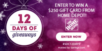 HOME DEPOT GIFTCARD