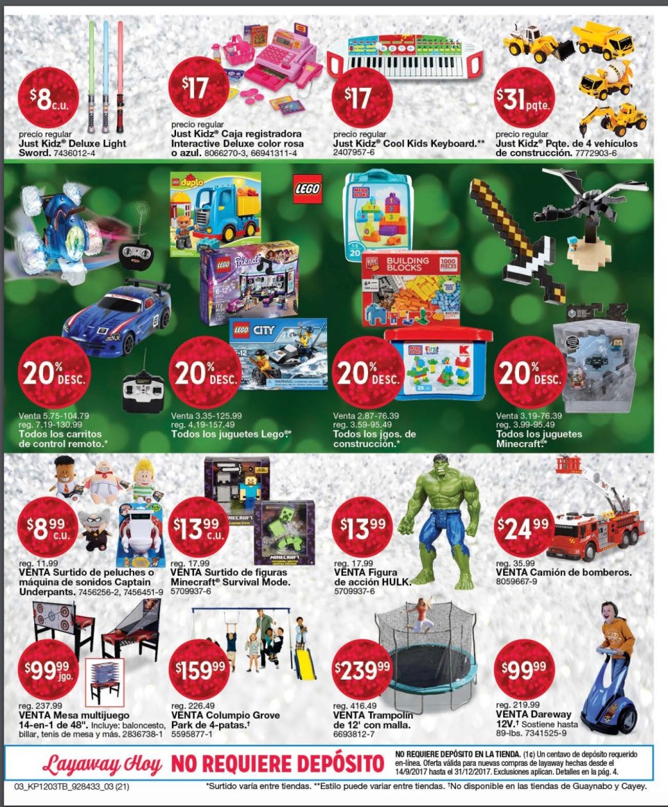 Kmart Shopper 12/3/17