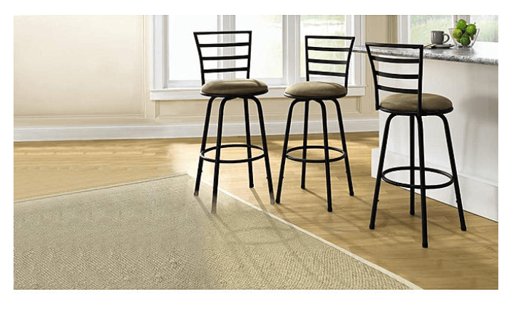KMART-SEARS: $50 CASHBACK EN PUNTOS   Bar Stools SET $29,99