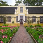 Vergelegen Wine Estate — a Cape Dutch picture.