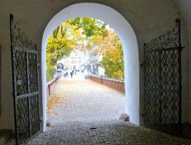 Olsztyn gate.