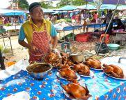 Kamala Market, Phuket.