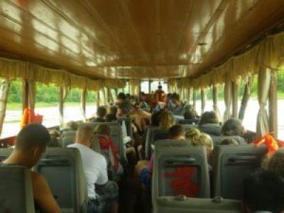Mekong slow boat