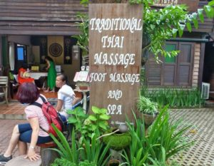 prisoner massage Chiangmai