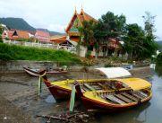 Monastery Kamala beach.