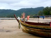 Kamala beach late arvy.