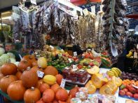 Delights of the Krakow Stary Kleparz market, Poland.