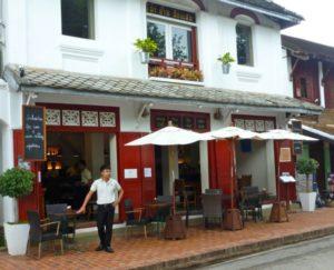 Le Cafe Ban Vat Sene Luang Prabang