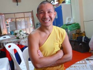 Monk chat Chiangmai