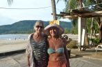 Friends at Kamala beach.