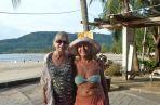 Friends at Kamala beach.