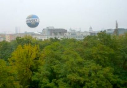 Viewing balloon Berlin