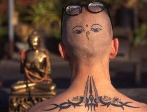 Buddha at San Francisco Zen Center