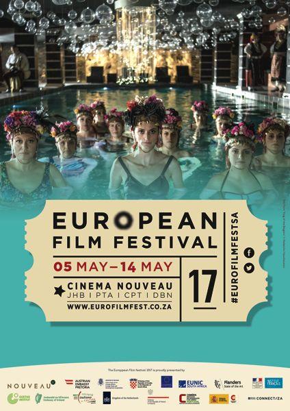 EuroFilmFestSA Poster