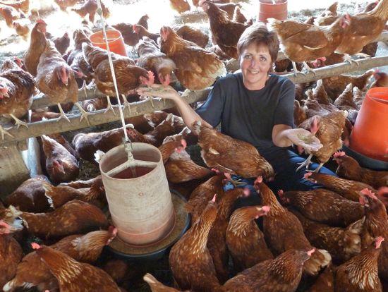 Felicity Vonmoos of Sunshine Farms