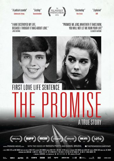 Movie poster from The Promise