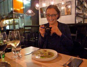 Warsaw restaurant blogger Joanna Mróz