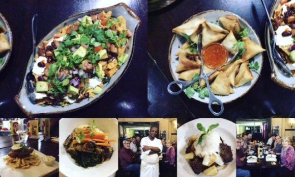 Chef Sandile Ngcobo