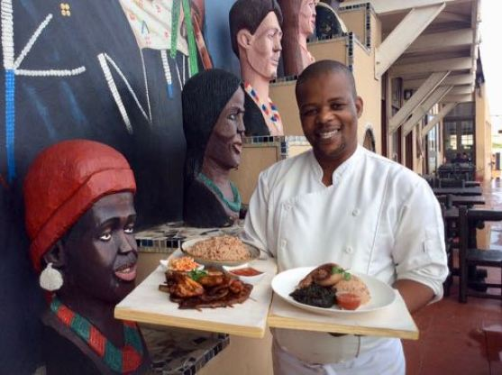 Chef Sandile