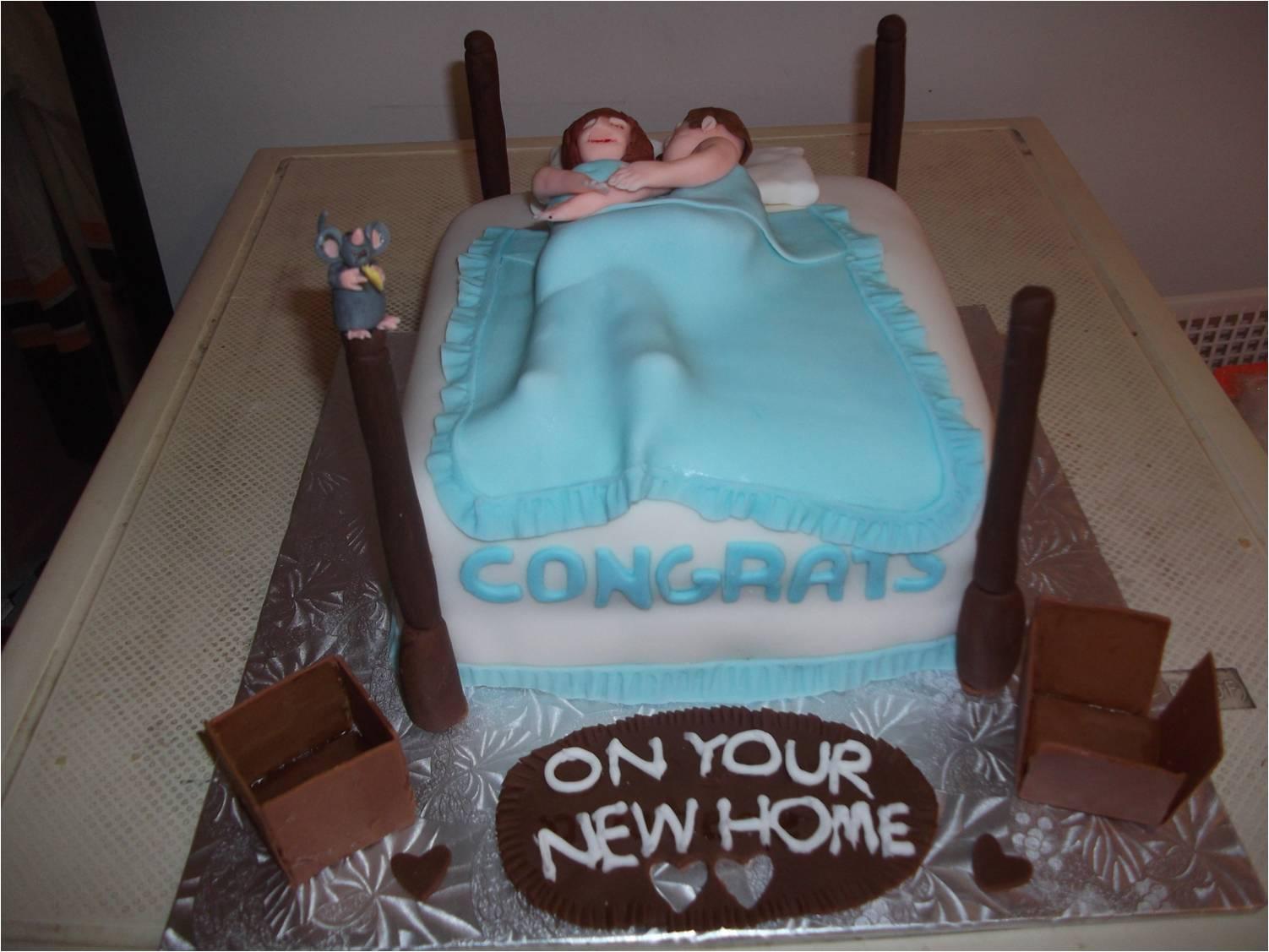 Housewarming Cakes