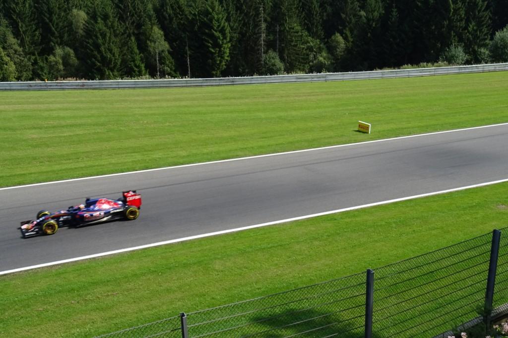 Max Verstappen GP België 2015