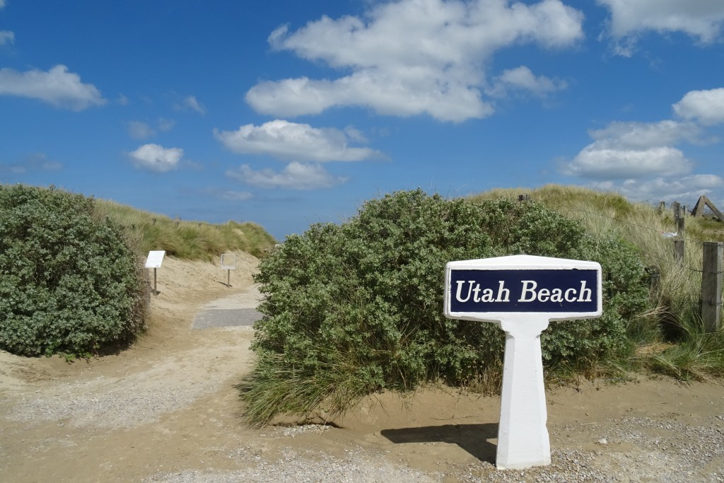 Utah Beach Normandië