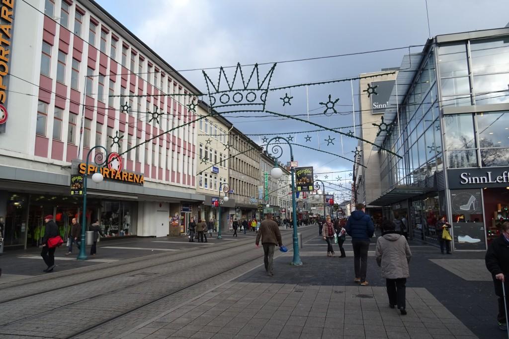 Kassel centrum