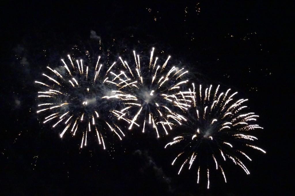 vuurwerk Delfsail 2016