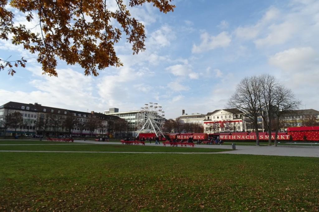 Kerstmarkt Kassel november