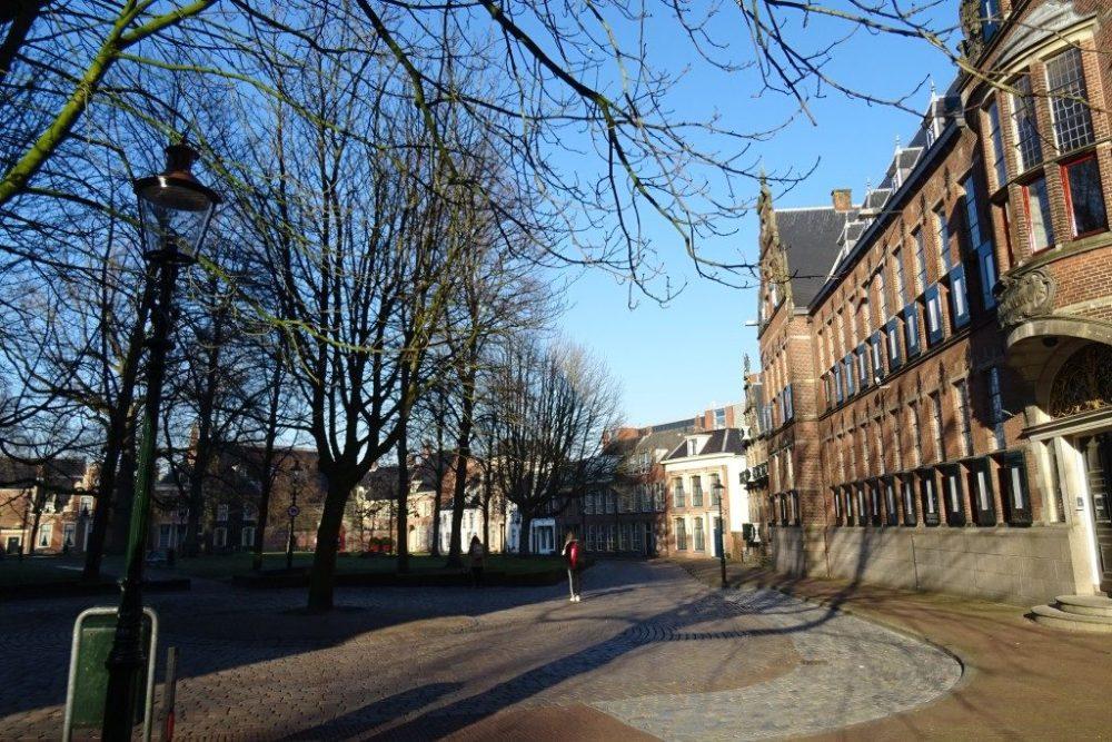 Martinikerkhof Groningen