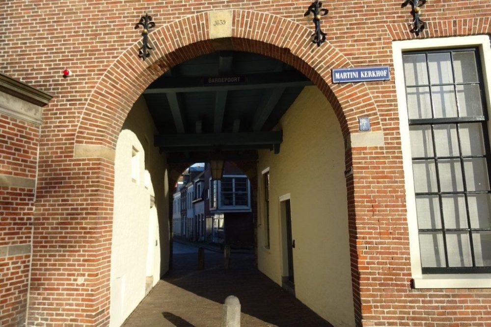 Gardepoort Groningen