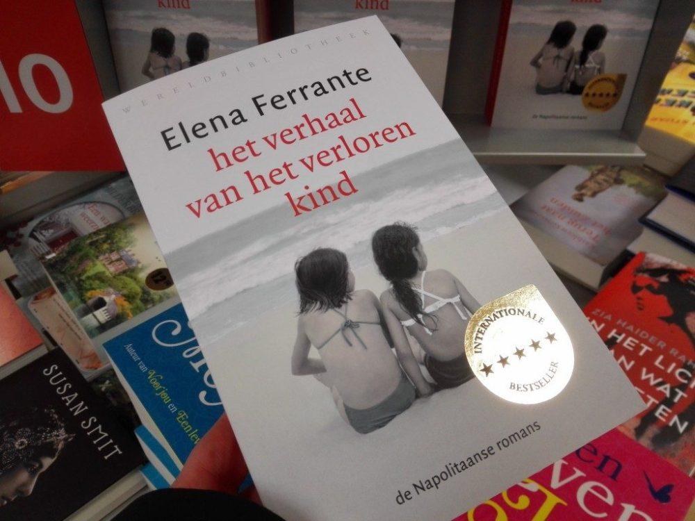Elenea Ferrante februari