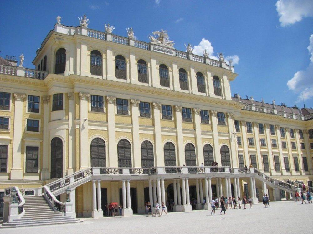 Schloss Schonbrun highlights