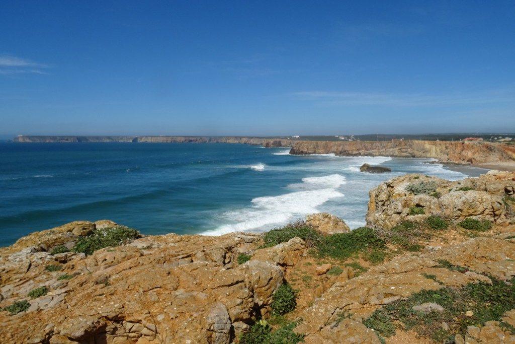 Cap de St. Vicent Portugal