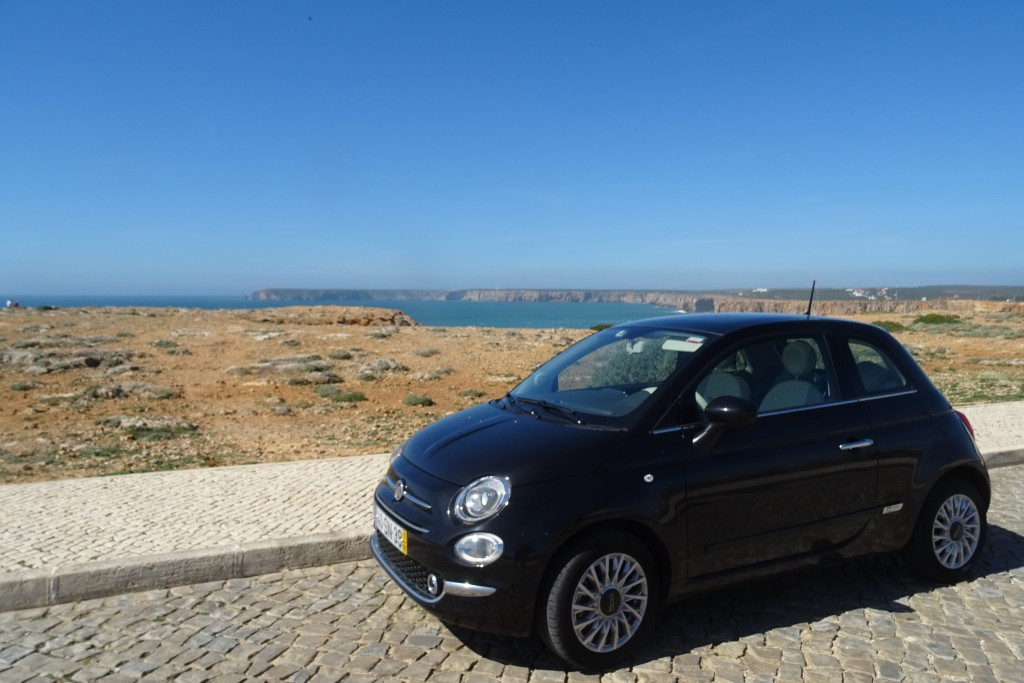 Fiat 500 Sunny Cars Portugal